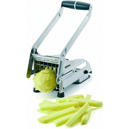 Ministry of Warehouse Stainless Steel French Fry Cutter Potato Cutter Kitchen Gadgets ** Check this awesome product by going to the link at the image. (This is an affiliate link) #KitchenGadgets