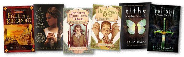 Tamara List1 Tamora Pierce's Fantasy Novel Picks | SLJ SummerTeen
