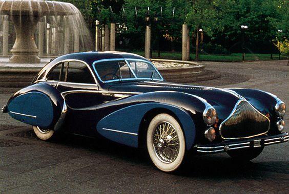 1948 Talbot Lago T26 Coupe -
