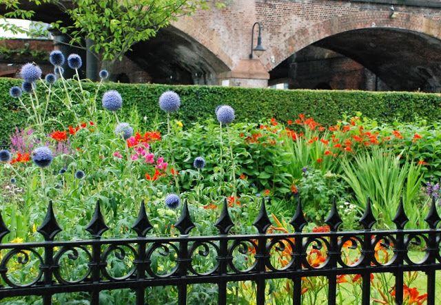 angielski ogródek, ogrody w Anglii