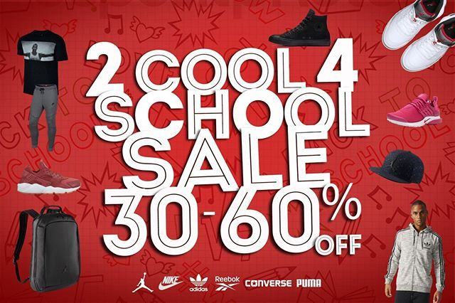 """""""Its that time of year again!!! Make your back to school shopping easier with The Closet Inc for all your back to school footwear & clothing needs !!! Save 30-60% off on select items when you browse our """"Back To School"""" collection at www.theclosetinc.com .  #theclosetinc #discountcode #theclosetinc #instagood #Follow #instadaily #instagram #NewShoesDaily #OnlineShopping #shopping #shoppingaddict #style #family #instafashion #mensfashion #fashionable #fashionblog #streetfashion #fashiongram…"""