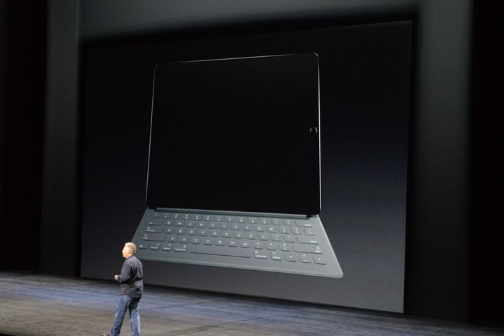Apple's iPad Pro accessories include a Smart Keyboard and Pencil stylus | #apple #appleevent #ipad #ipadpro #smart #gadgets