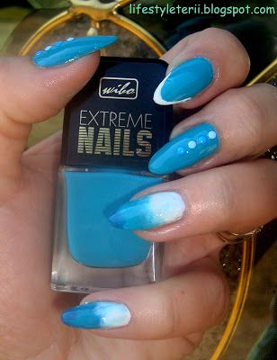 Kolorowy Świat Terii: WIBO XTREME NAILS 547