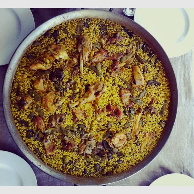paella, typical spanish #food | Food & Recipes | Pinterest