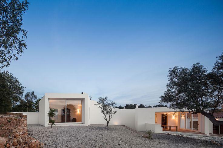 Gallery - House in Vale de Margem / ultramarino | marlene uldschmidt architects - 8