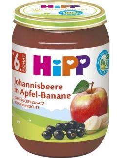 myTime.de Angebote Hipp Früchte Johannisbeere in Apfel-Banane: Category: Baby > Babynahrung > Früchte & Getreide Item…%#lebensmittel%