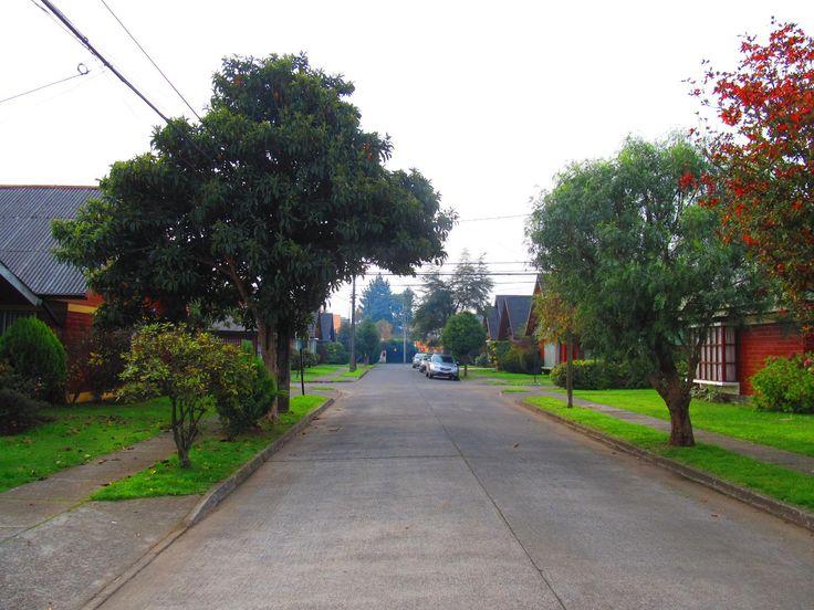 Calle I, Temuco, Chile