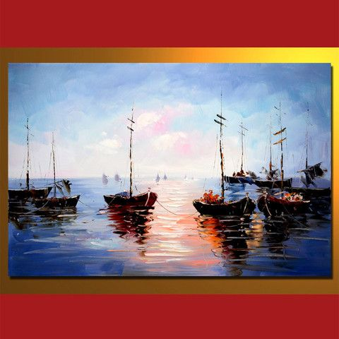 SC0408006  Oil Painting On Canvas, 60 x 90 cm/24 x 36 in