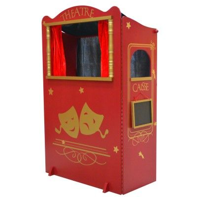 th tre en bois etoile le coin des enfants magasin de. Black Bedroom Furniture Sets. Home Design Ideas
