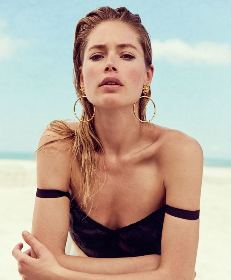 Vogue Ukraine June 2017 Doutzen Kroes by Chris Colls
