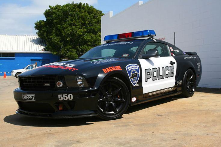 Police Vehicles   LAOROSA   DESIGN-JUNKY: Nice Police Car... (16pics)