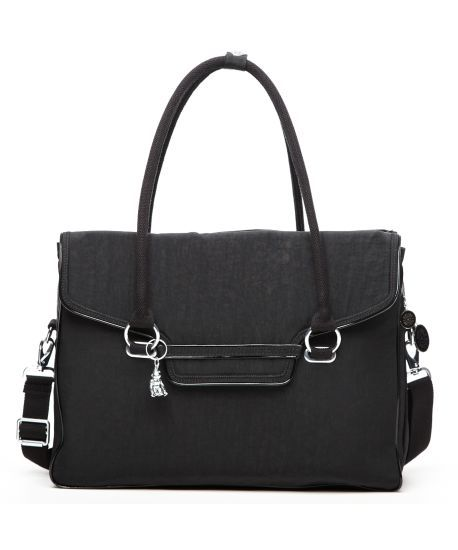 Impress in both work performance and style with this incredible bag made for the ambitious girl on the go! #Back2Kipling