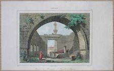 1838 print TEMPLE OF AUGUSTUS, ANKARA, TURKEY (35)