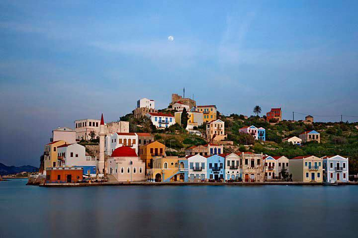 Kastellorizo island, Dodecanese, Greece  researched by NEΦEΛH AΓΓΕΛΛΟΥ