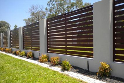 Steel Fences | Superior Screens