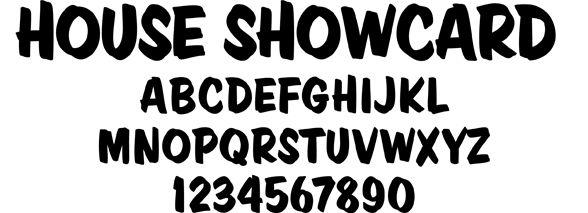 "Sign Painter Font Kit...stuff to make you go, ""eff Brush Script."""