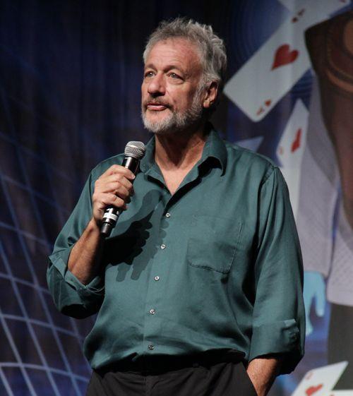 John DeLancie ~ Q    Star Trek Las Vegas 2013
