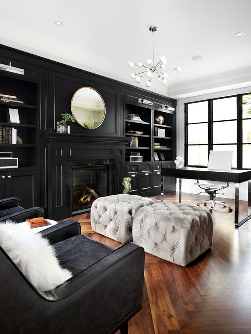dark-contemporary-home-office