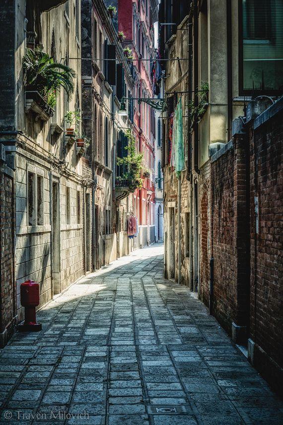 Venice Art Photography Cityscape Landscape Color by TravenMilovich