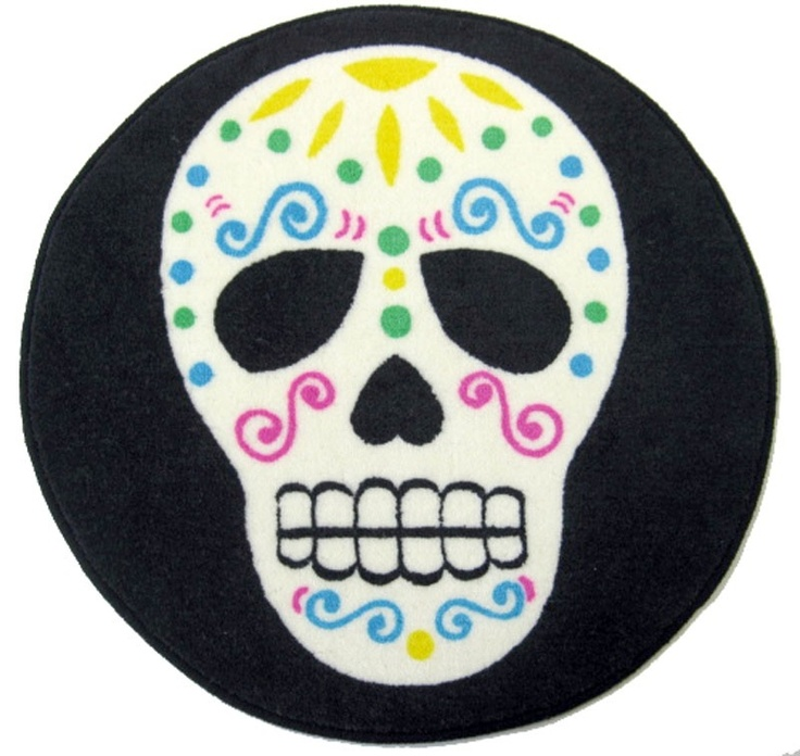Day Of The Dead Bathroom Set: 50 Best Images About Mexican Bathroom Remodel On Pinterest