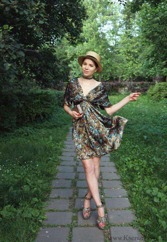 Как одеться элегантно и женственно?
