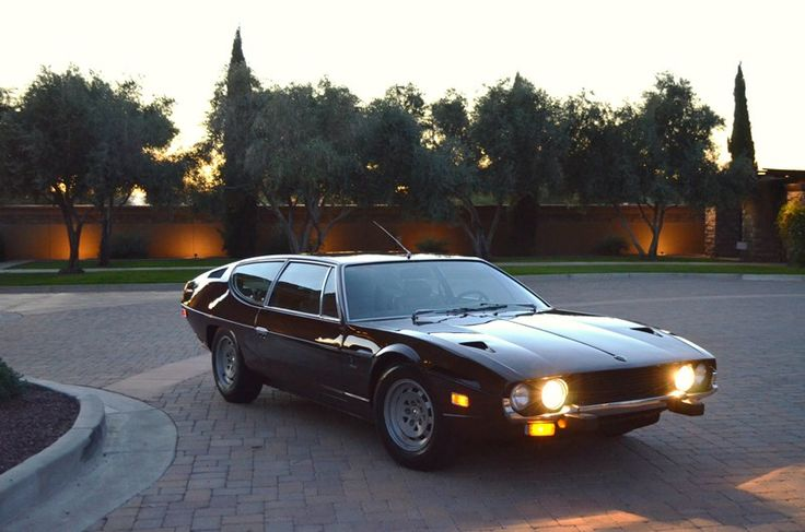 1974 Lamborghini Espada Series Iii for Sale | Classic Cars for Sale UK