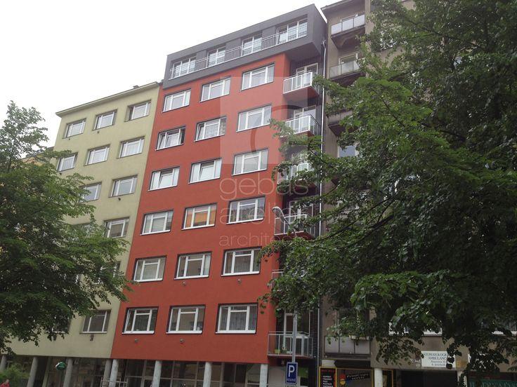 BYTOVÝ DŮM, BRNO / APARTMENT BUILDING, BRNO