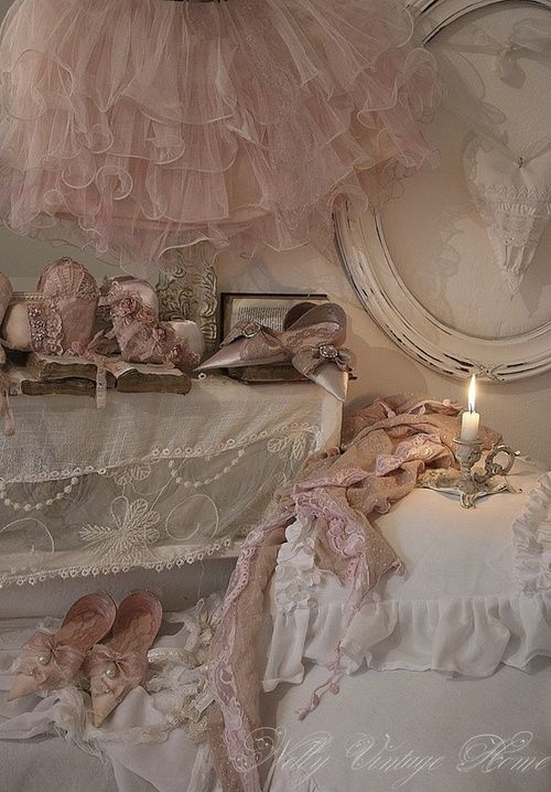 Tumblr: Lace, Vintage Shabby, Style, Shabby Chic, Beautiful, Pink, Romantic Shabby, Pretty, Shabbychic