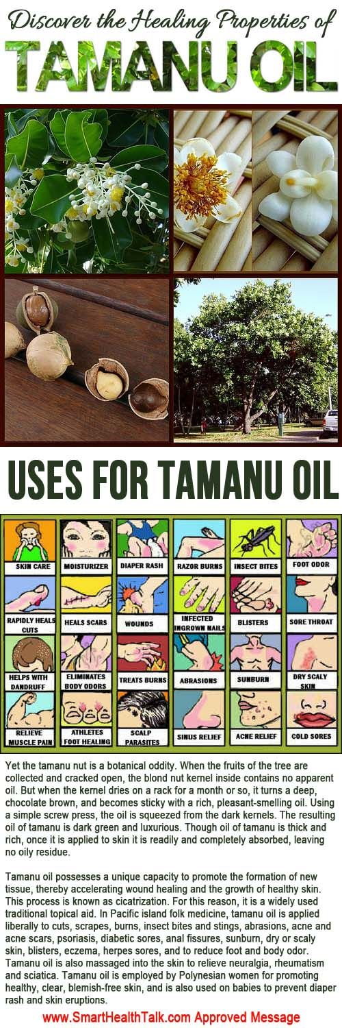 Smart Health Talk Pick: Tamanu Oil for Healing. Something to always have in house, works perfectly with Terramin ionic mineral powder from a 15 million y/o source left by the Colorado River. This oil is like a freak of nature in how it happens, & heals. I cdiabetes.com