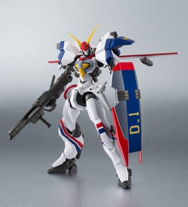 ToyzMag.com » Robot Spirit – SIDE MA DRAGONAR 1 CUSTOM