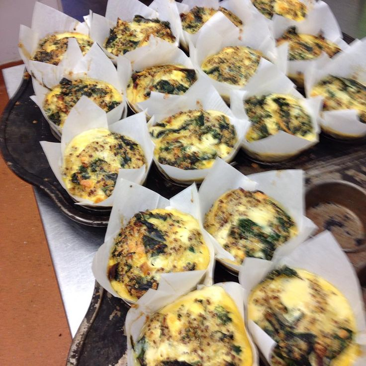 Quinoa muffins are straight out of oven and ready to go. #breakfast #berkelouwcafeeumundi #vegetarian #food #johnmeyer #quinoa #