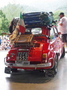 Fiat 500 Club Italia -