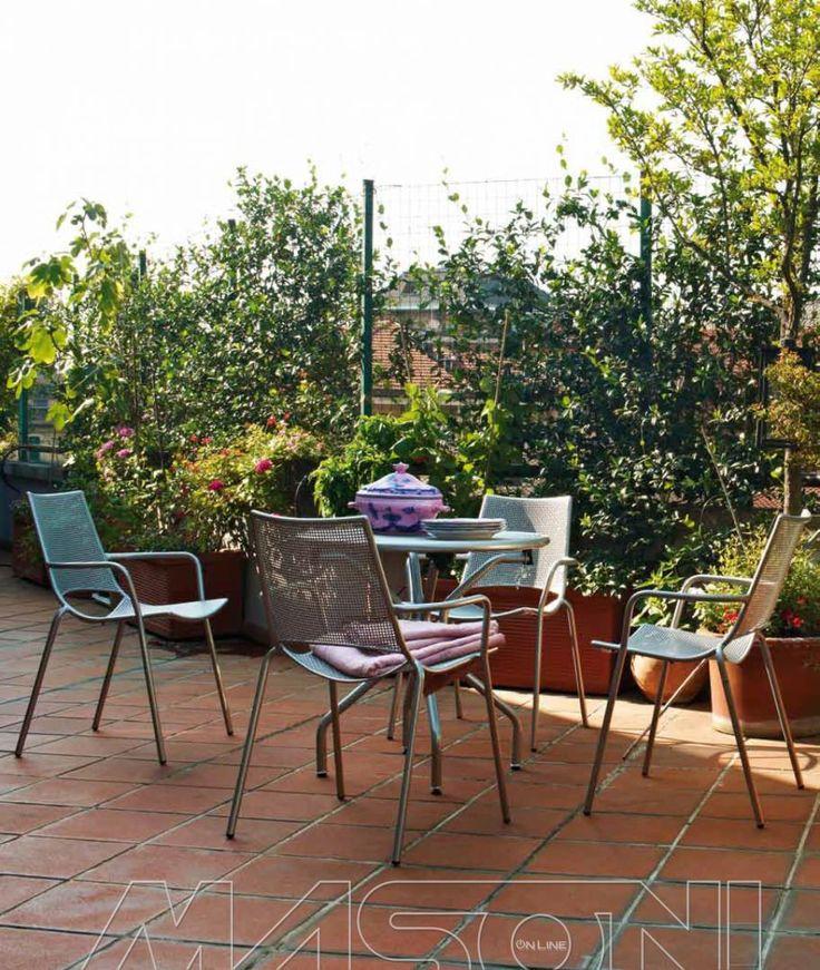 14 migliori immagini outdoor sedie design per esterni e for Sedie outdoor design