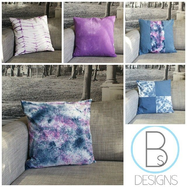OBS designs also has a range of hand dyed cushion covers in stock! #Huddersfield
