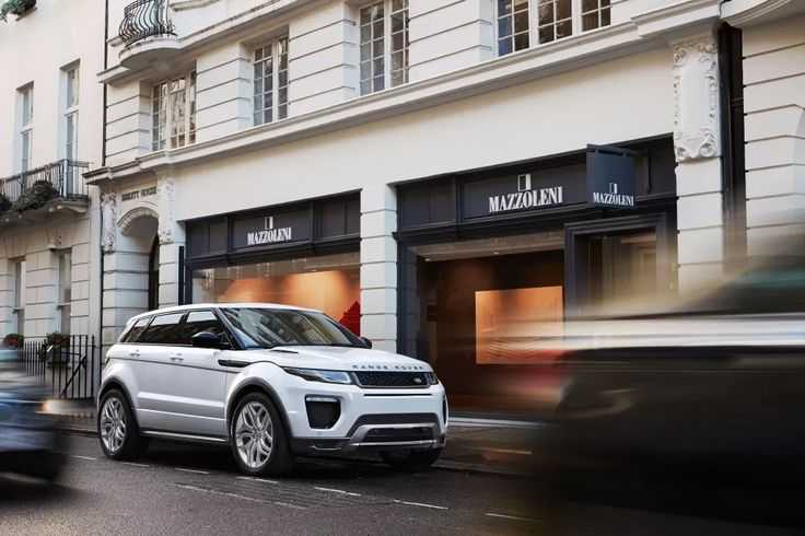 The 2016 Range Rover Evoque adds better features, design and more efficient engines.