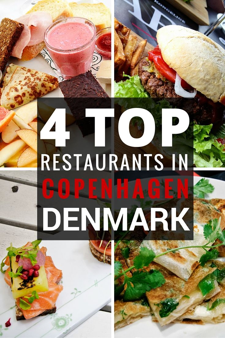 We share our four favourite restaurants in Copenhagen, Denmark; from a belly-busting brunch, to Singaporean delights, these will be a hit with foodies.