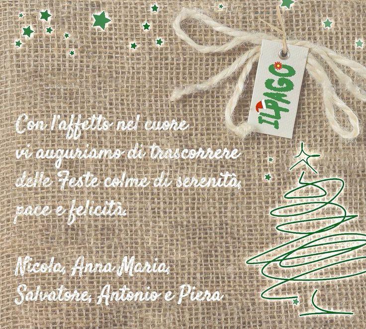 #BuonNatale e #FeliceAnnoNuovo