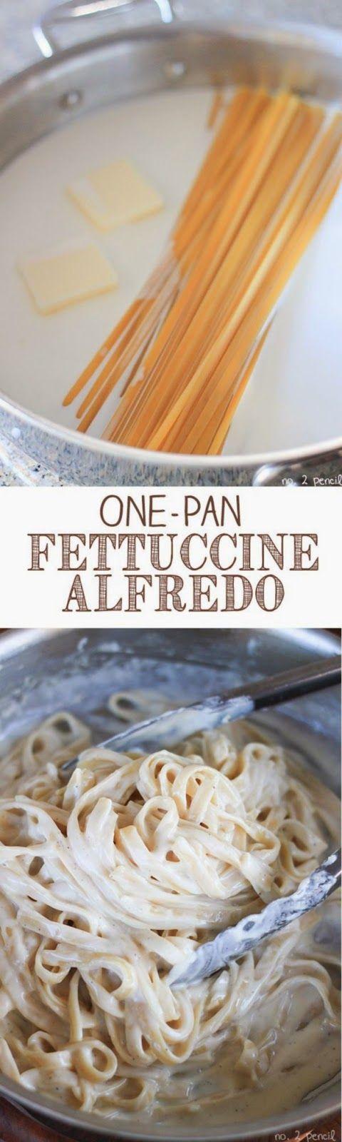 Wonderpot Fettuccine Alfredo