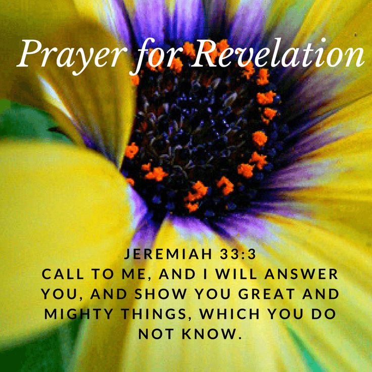 Jeremiah 33:3 Prayer for Revelation of Hidden Things https://www.missionariesofprayer.org/2017/04/jeremiah-33-3-prayer-for-revelation-of-hidden-things/