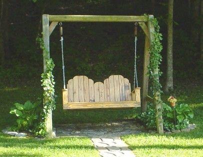 Www Jacksfurnitureplans Com Woodworking Yard Swing