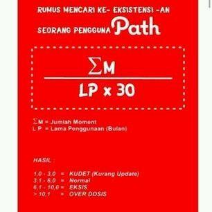 Rumus Path