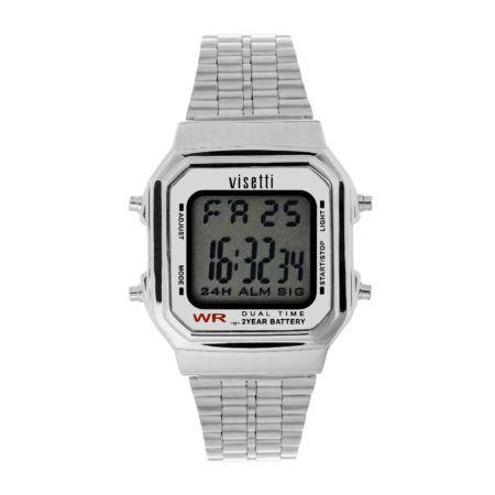 Ρολόι Visetti retro-v unisex Steel Bracelet RI/007-SS