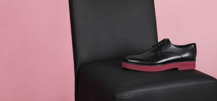 Conhpol A/W 16/17 #new #shoes #leather #men #platform