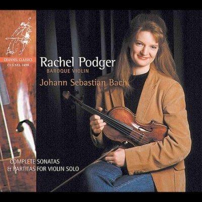 Rachel Podger - Bach: Complete Sonatas and Partitas for Violin Solo