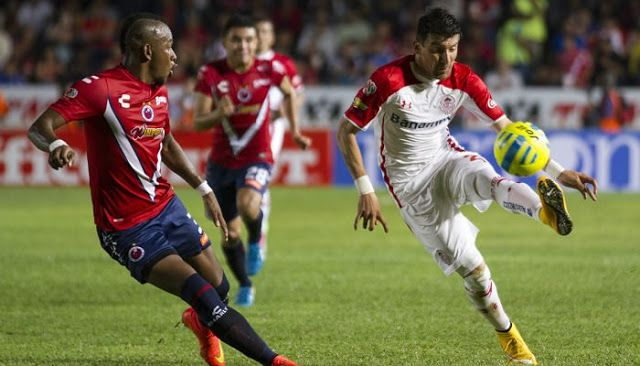 Mira el partido Veracruz vs Toluca por la #LigaMX http://www.envivofutbol.tv/2015/10/ver-partido-veracruz-vs-toluca-en-vivo.html