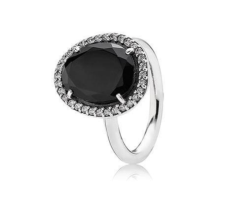 Pandora anelli listino prezzi   Anelli neri, Bracciali ...