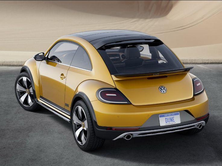 VW Beetle 2018