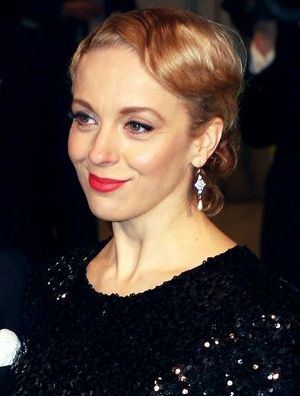 Amanda Abbington, my lady crush.  :)