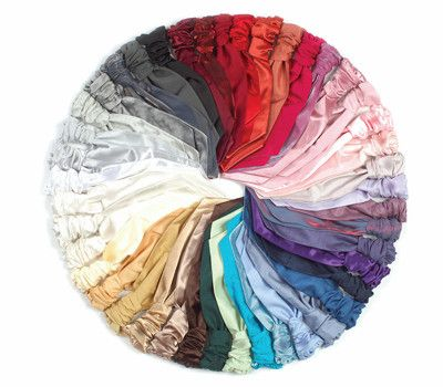 Look at our huge range of cravat and tie colours #weddingcolours #weddingcravats #weddingtheme #bridaltheme