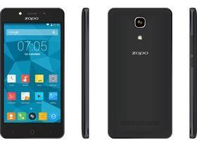 Zopo Color E (Dual SIM) kártyafüggetlen okostelefon, Black (Android)
